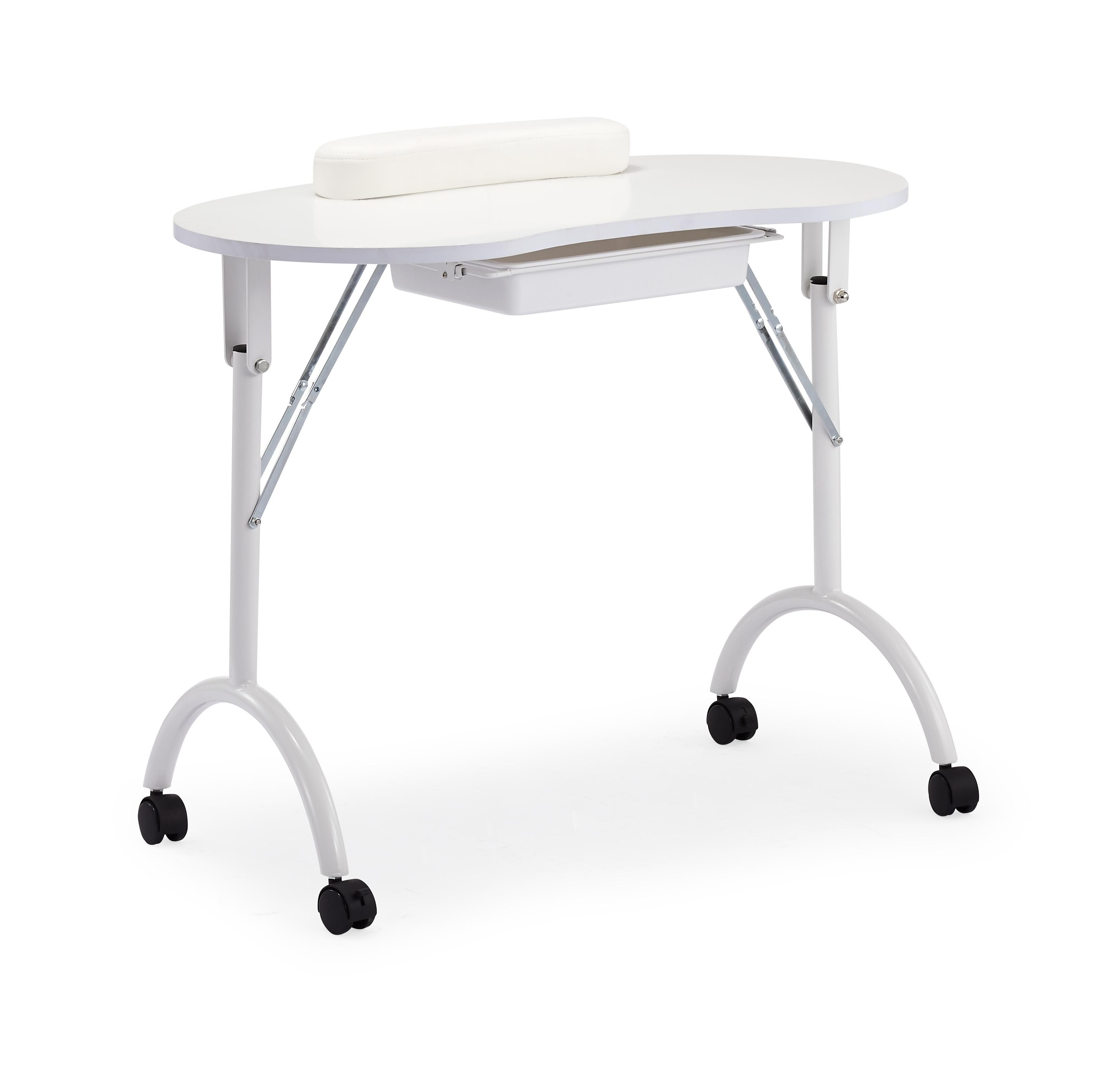 可移动美甲桌