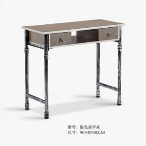 简单美甲桌