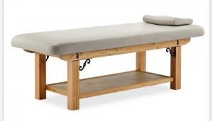 折叠美容床